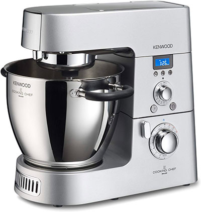 opiniones Kenwood Cooking Chef Gourmet