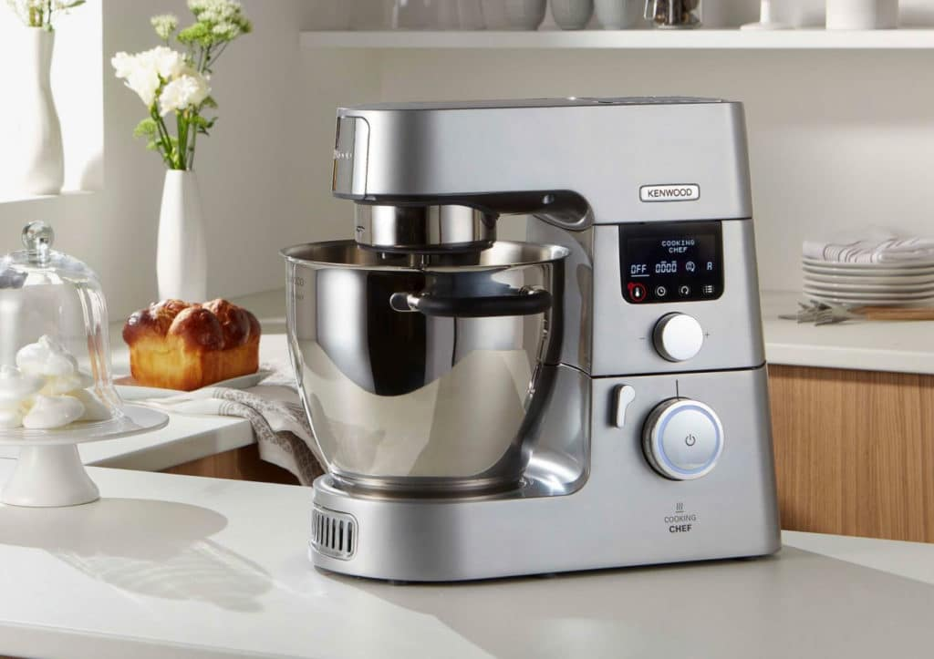 kenwood cooking chef opiniones